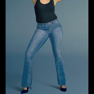 Torrid Slim Bootcut Blue Jeans size 20S